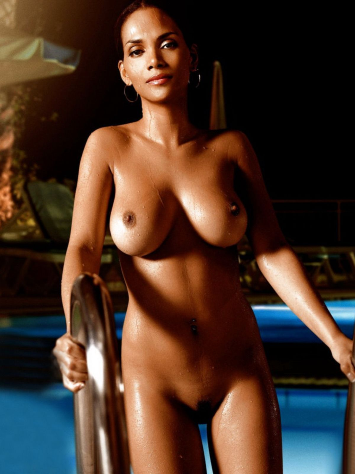Tall black african american women nude