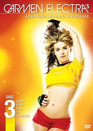 Basket reccomend Carmen electra strip tease exercise video