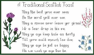 best of Christmas poems scottish Funny