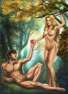 Adam and eve sex