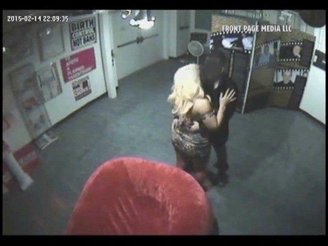 best of Cam sex Security video