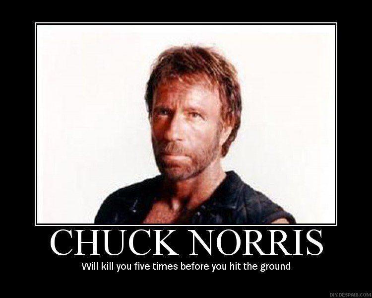 Jupiter reccomend 1000 chuck norris jokes