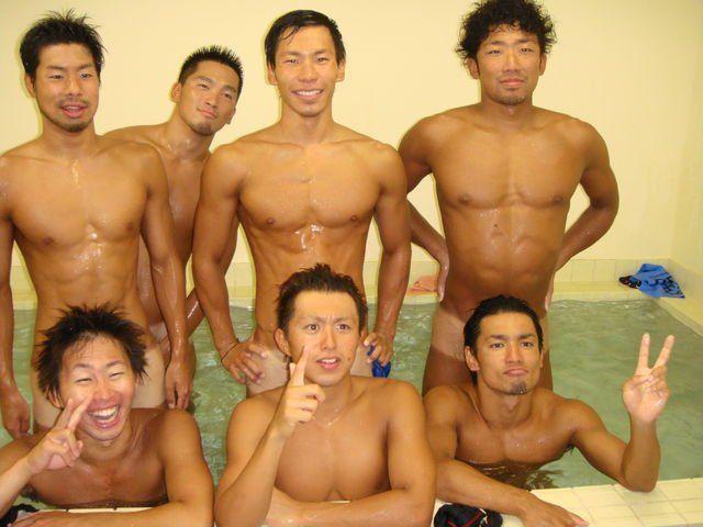 R japanese man nude