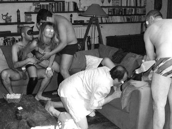 Orgy sexual practice