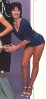 Joyce dewitt legs in pantyhose