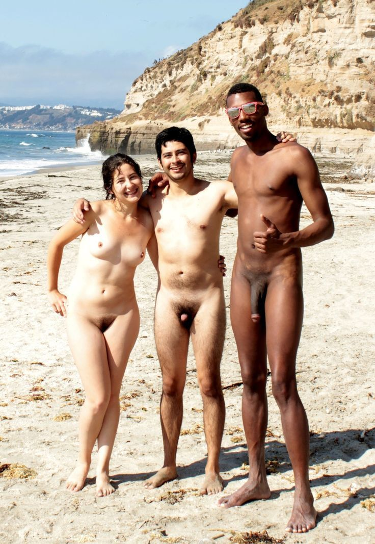 Naturist couples big cock