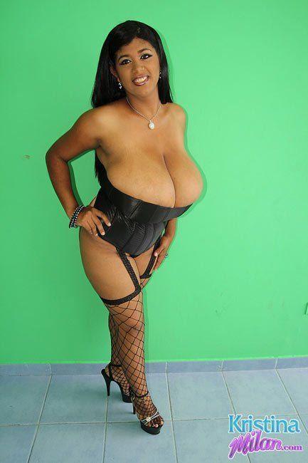 Cristina milan big tits