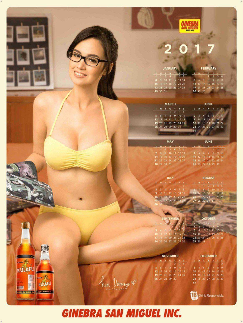 Bitsy B. reccomend Newest pinay calendar model