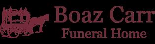 2-bit reccomend Boaz carr funeral home