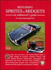best of Manual 1966 service mg midget
