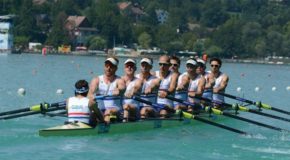 best of Swinging oar Man
