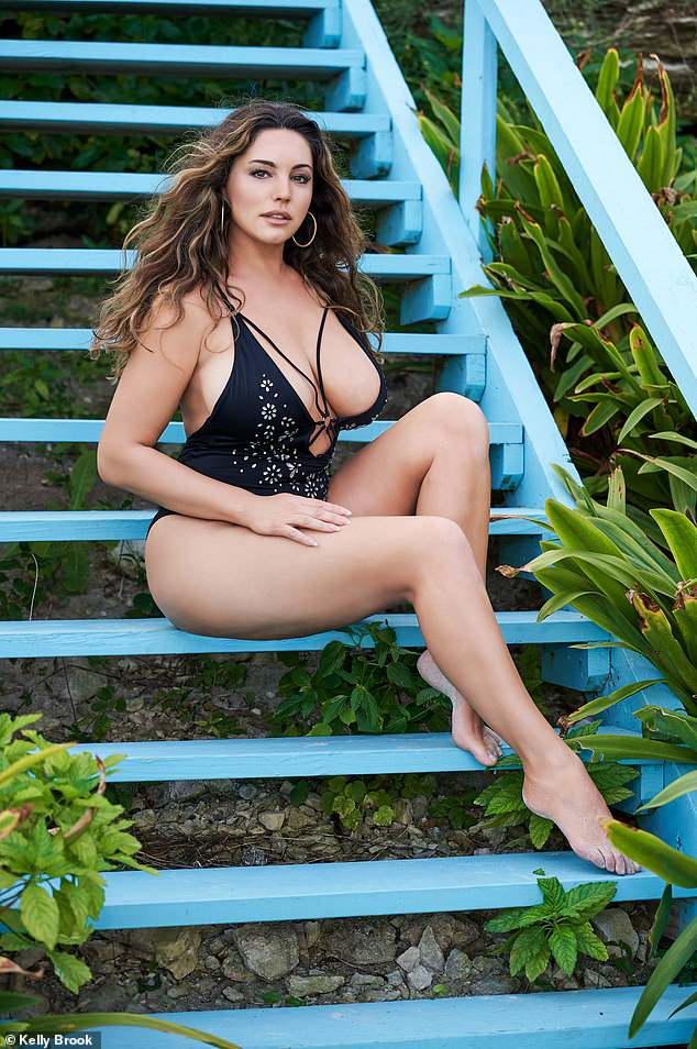 Simply remarkable kelly brook nude comic strip agree, remarkable