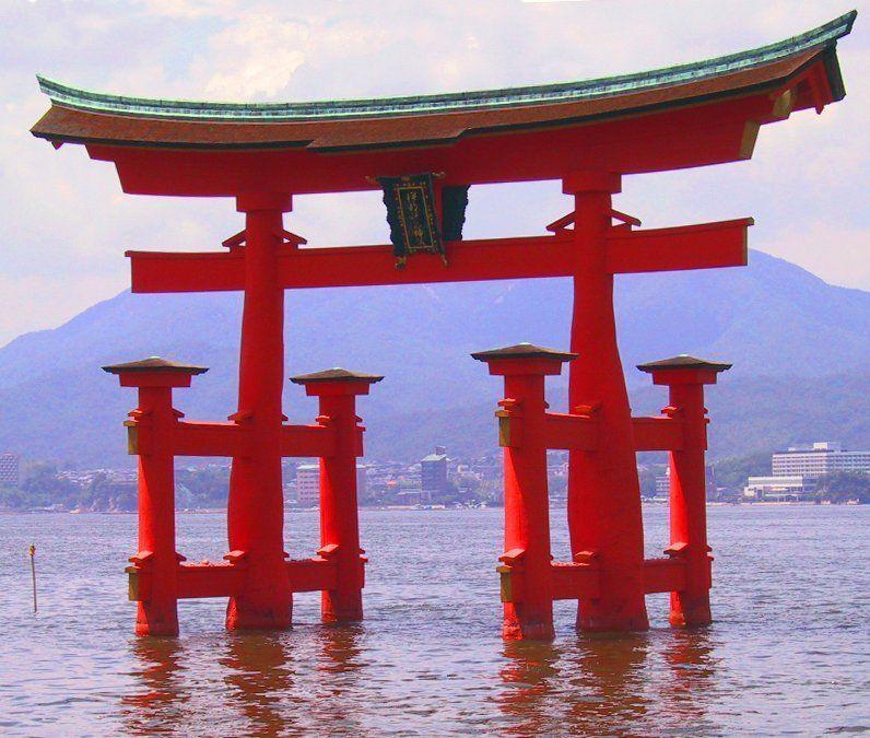 Big L. reccomend Asian religions shinto