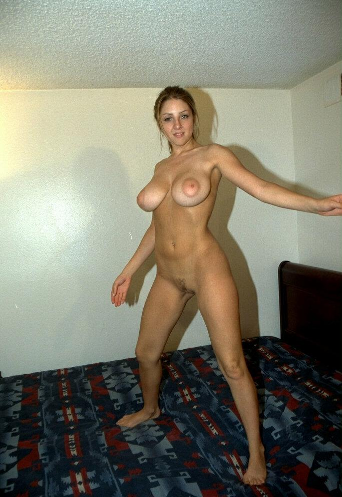 Nude females big boobs showering