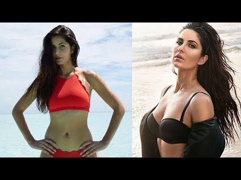 Darth V. reccomend Katrina kaif wet bikini video clip on beach from malleeswari