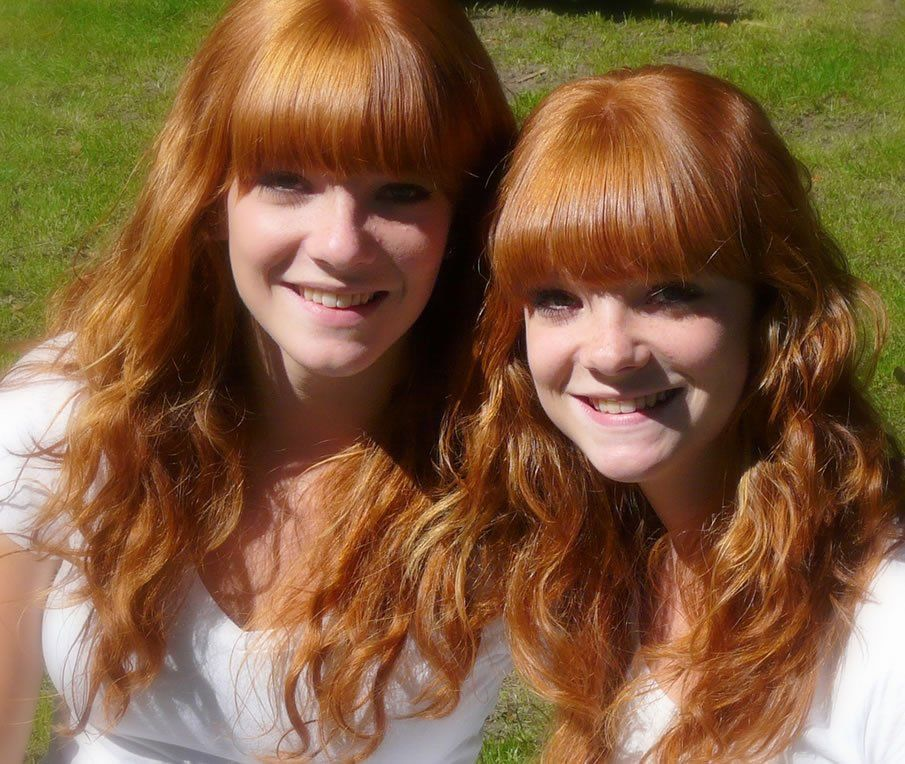 Shortcake reccomend Hot redhead twins xxx