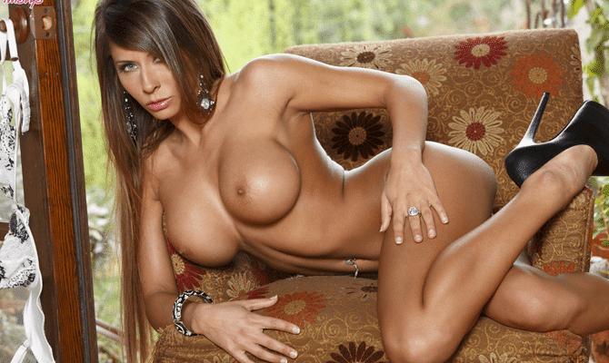 Funnel C. reccomend Best tits pornstar
