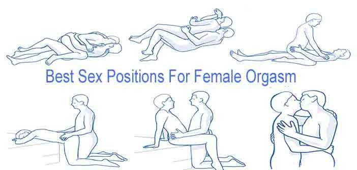 Best sex positions for her pleasure