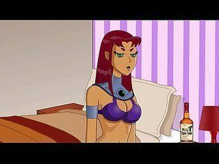 Belly reccomend Starfire fucked hentai animation