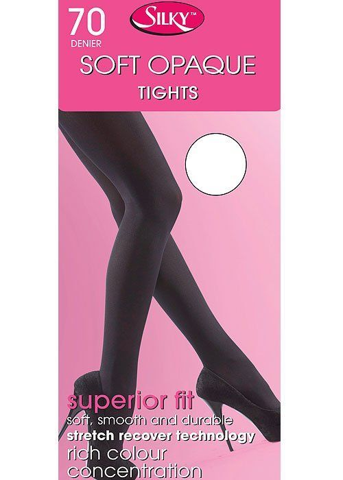 best of Smooth pantyhose Silky