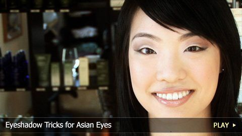 Leather reccomend Asian make up tricks