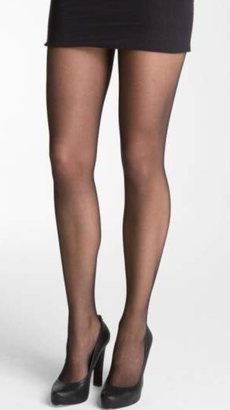 Waffle reccomend Silky smooth pantyhose