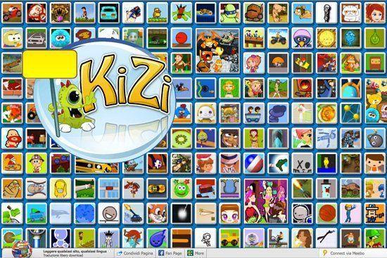 Kizi games online life is fun