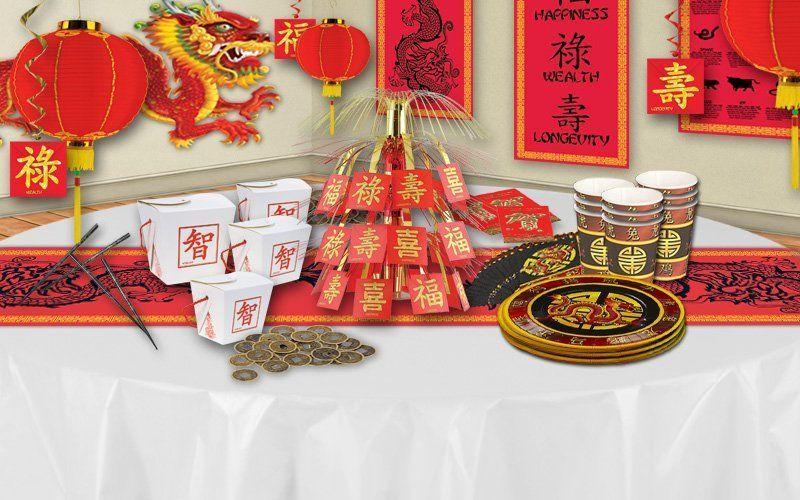 Asian party decoration ideas