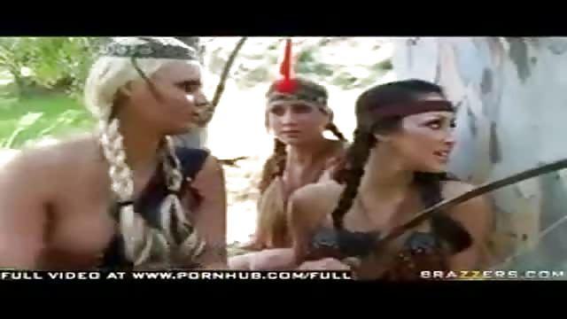 Horny native american women