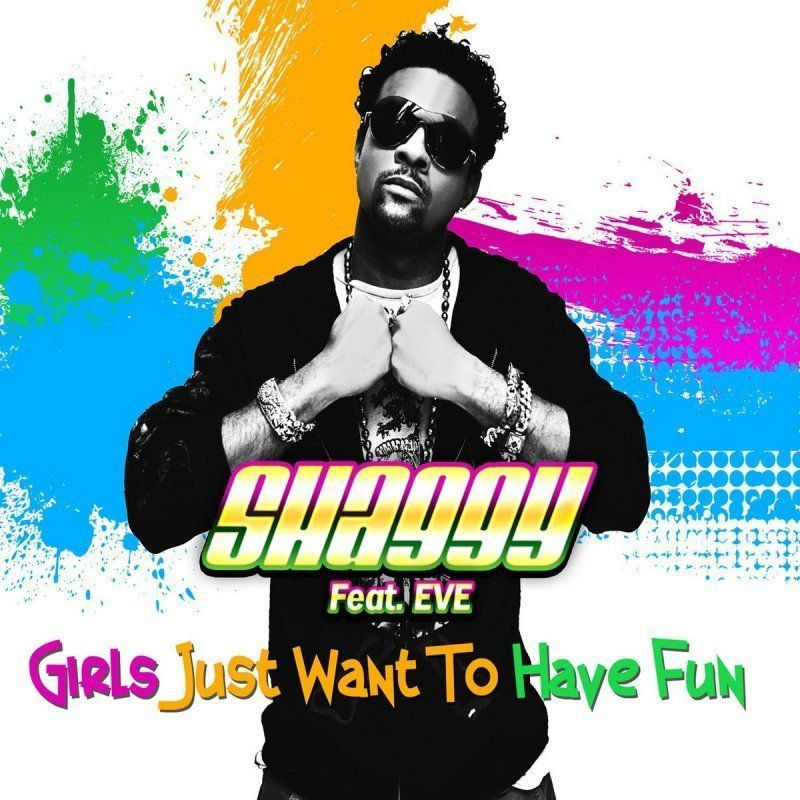 Reverend reccomend Shaggy feat eve girls just wanna have fun