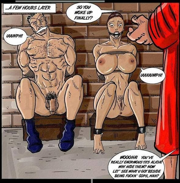 Adult nazi bondage comics