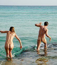 Opal reccomend Nude girls with family on beach