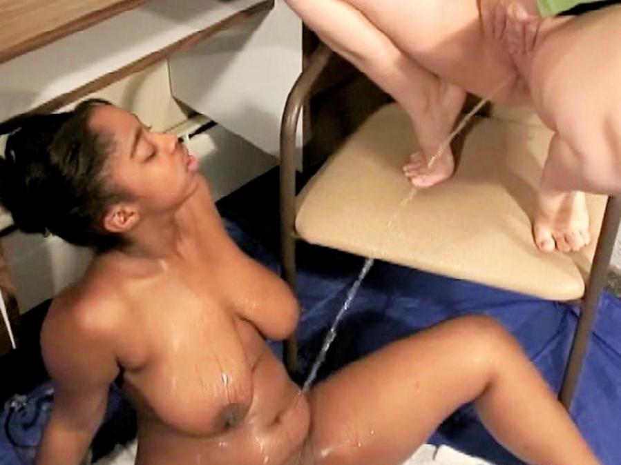 Anal sex cumshot on stomach
