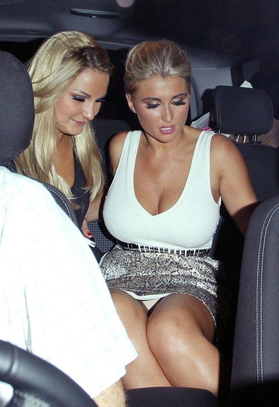 Celebrities upskirts and panties excellent and