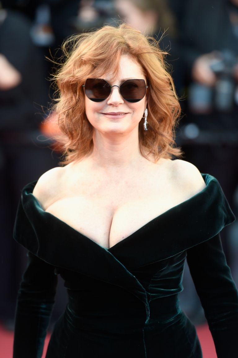 Susan sarandon boob