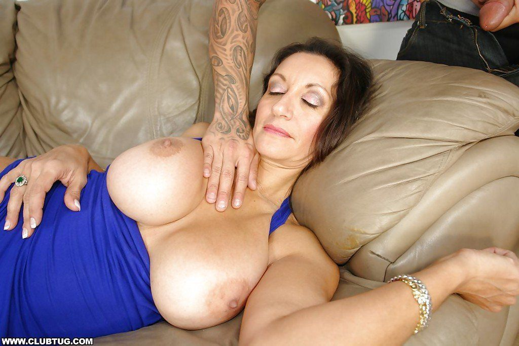 Mature big titties curvy