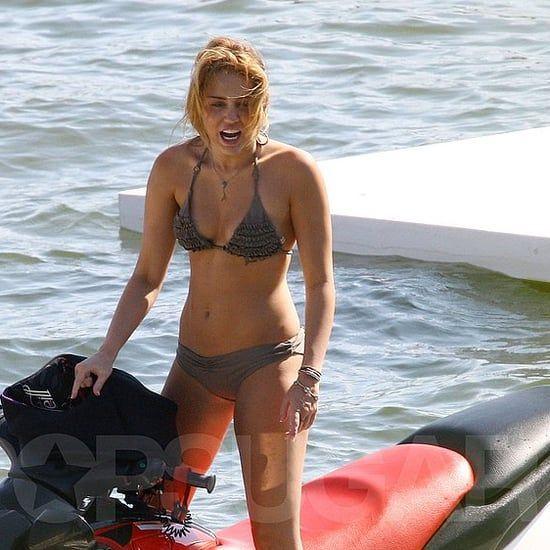 Cyrus bikini pictures