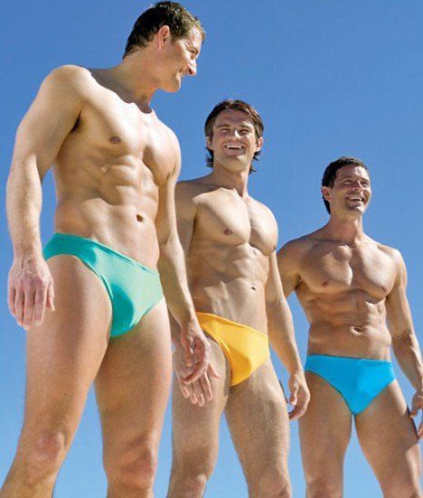 best of Bikini tan with Men