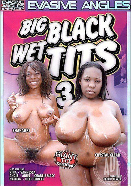 Moonflower reccomend Big black tits dvd
