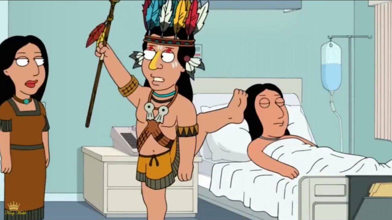Baby D. reccomend Family guy native american