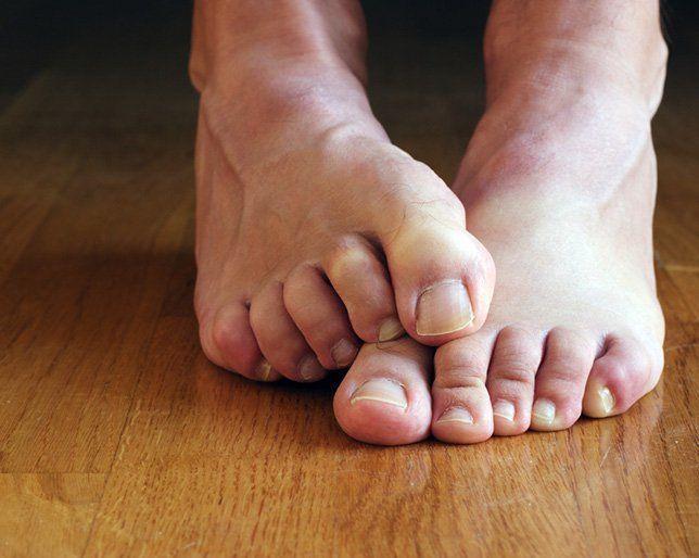 Koi reccomend Mature feet stink story