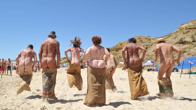 Sixlet reccomend Nudist events south australia