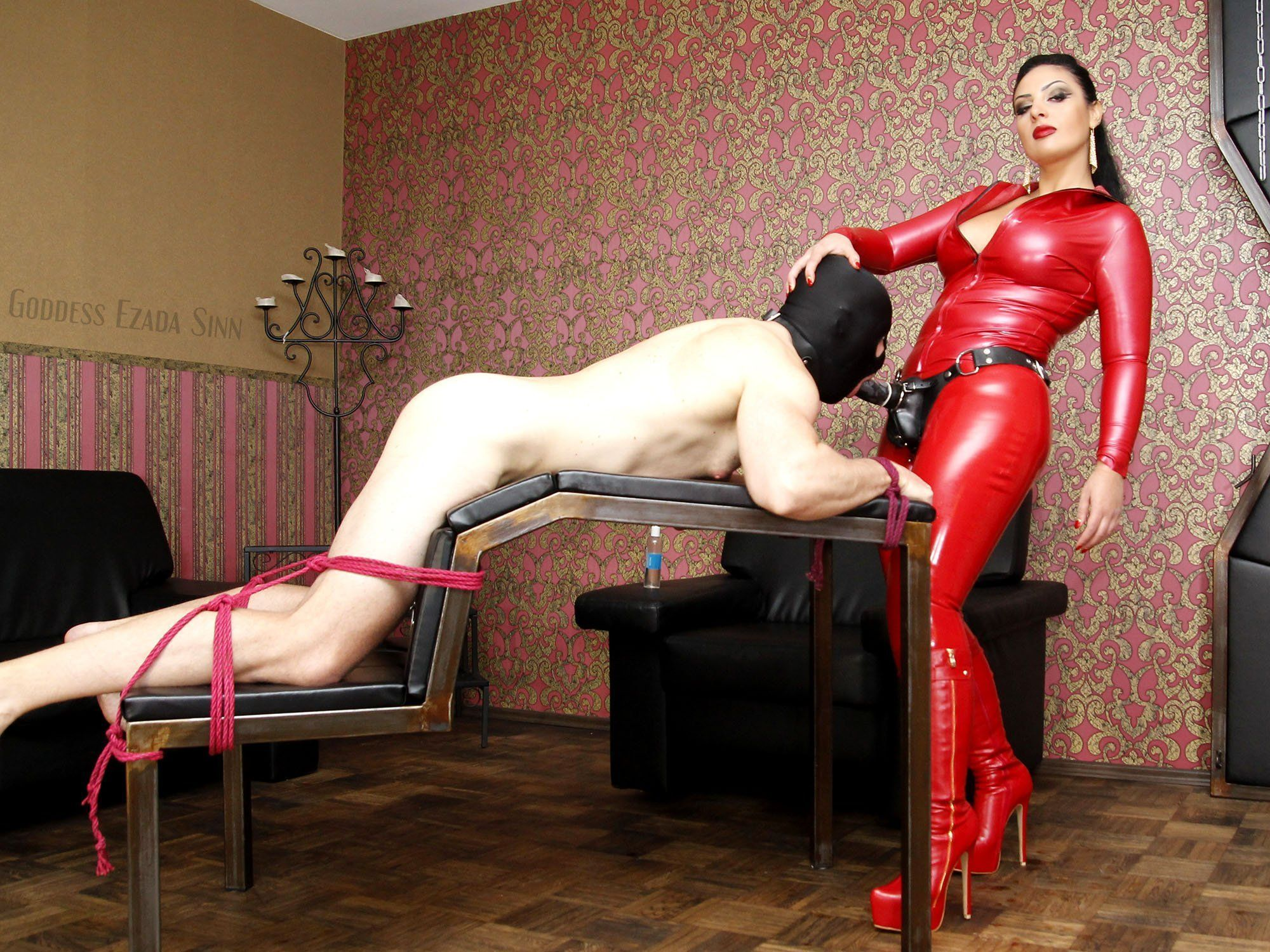 best of Galleries domination Buty strap-on mistress femdom