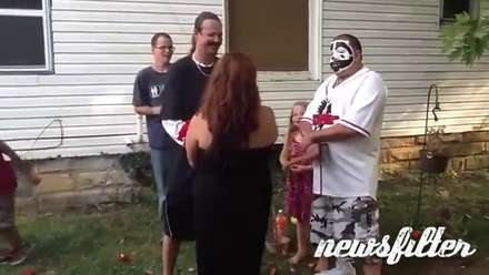 Butch reccomend Red neck orgy