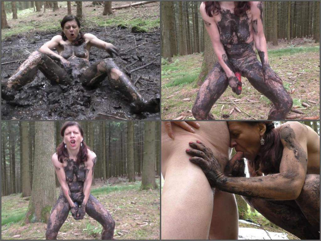 Ump reccomend Mature fuck in mud MILF