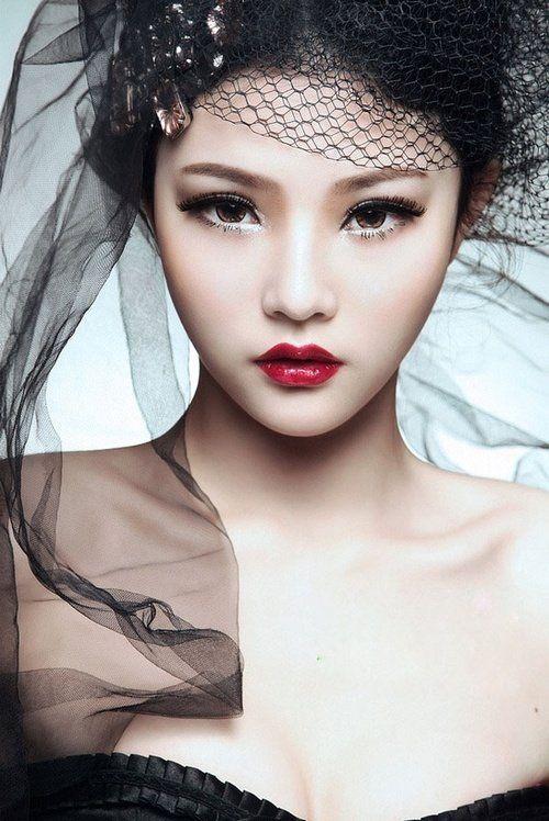 Wonder W. reccomend Asian make up tricks