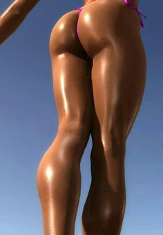 best of Workout Nude leg