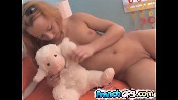 Shaved teen pussy from euro