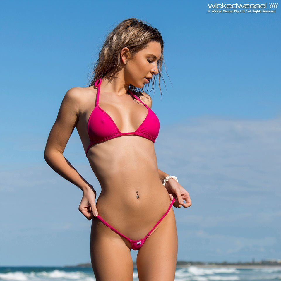 Was specially micro Wicked bikini weasel think, that you
