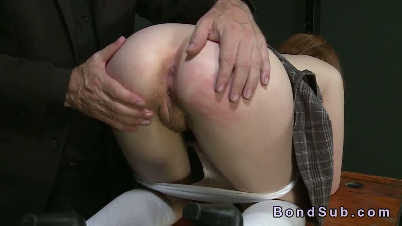 anal spank - Private school girl porn · Bdsm spank anal
